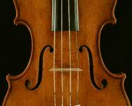 Philippe Girardin violin, inspired by the 1645  Nicolò Amati's grand pattern (5)