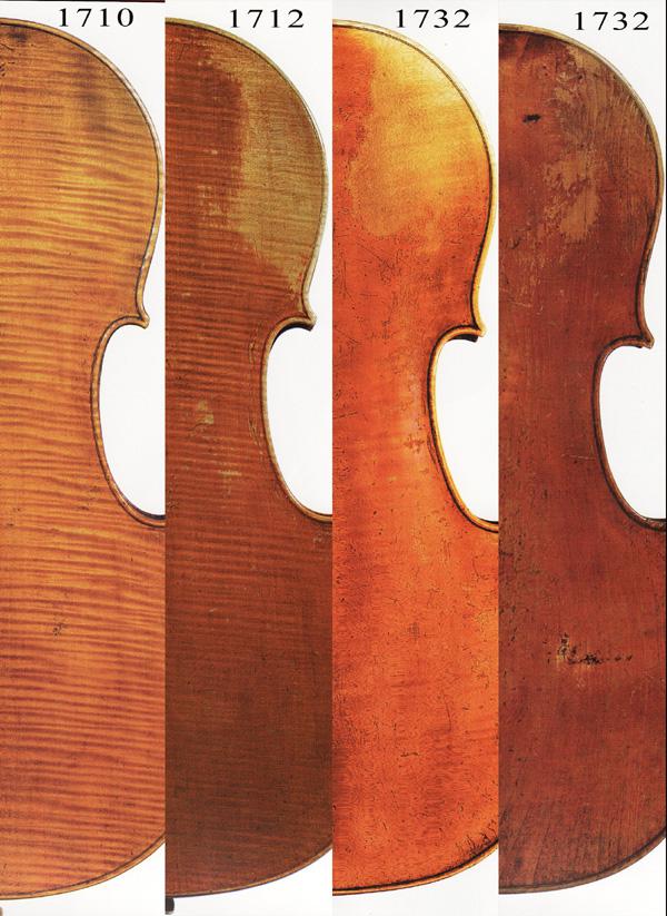 Sous fond Stradivarius