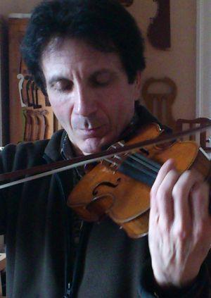 Patrick Chemla violon